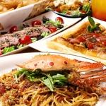 3H[飲放]2480円は料理も充実全7品。パスタはお好みをチョイス♪各種宴会でイタリアンを堪能下さい!