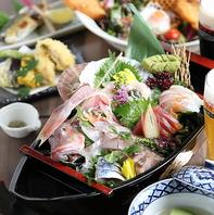 京都・木屋町屈指の海鮮や野菜…食材にこだわる居酒屋!