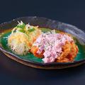 料理メニュー写真自家製タルタルチキン南蛮
