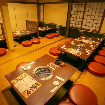 焼肉 298 にくや 梅田3号店の雰囲気1