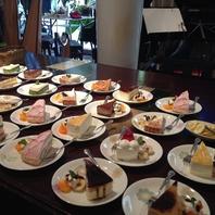 パーティーは、ケーキパーティーなど多数ございます