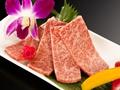 料理メニュー写真特選 上カルビ(塩・タレ)