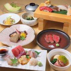 ワインとお酒と板前バル 魚が肴のコース写真
