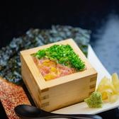 鮨あしべのおすすめ料理2