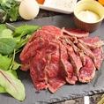 集まれ!肉好き★豪快な肉料理を心ゆくまでご堪能。