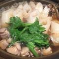 料理メニュー写真【比内地鶏入り】きりたんぽ鍋