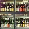 全国各地の日本酒をグラス(半合)390円~で御用意!40種類常備の日本酒セラーでお気に入りを見つけて下さい!虎連坊秋葉原店では日本酒と良く合う和食料理を豊富にご用意しております!新鮮な海鮮を使用した自慢の海鮮料理から秋葉原店名物の原子焼き、多数の逸品料理まで多数ご用意!日本酒とご一緒にお楽しみ下さい!