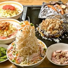 もんじゃ焼 下町や 仙台店のおすすめ料理2