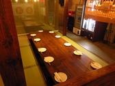 大テーブルもあるのでご宴会も可能!