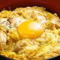 料理メニュー写真知床鶏の親子丼
