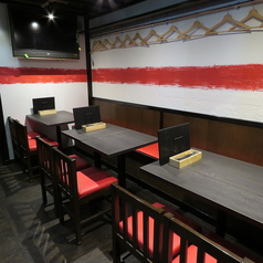 ヒノモト食堂の雰囲気1