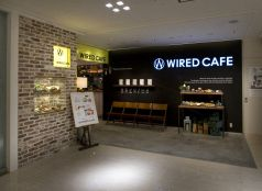 ワイアードカフェ WIRED CAFE アトレ川崎店の写真