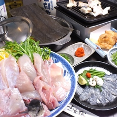 ふぐ・てっちり専門店 ふぐ松 心斎橋店のおすすめ料理1