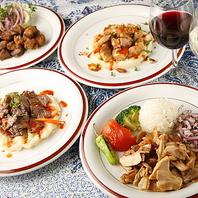 トルコ料理と言えば、KEBAP(ケバブ)料理