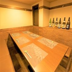 ゆったりお楽しみいただけるソファータイプのお席もご用意♪お友達や会社の飲み会でもご利用いただけます♪