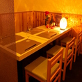 最大30名様★各種用途に対応★半個室梅田 肉の寿司 和食 足立屋