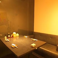 ちょっと一杯♪唯一の個室!超VIPのお席は4名様でご利用頂けます。要予約☆