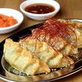 料理メニュー写真韓国揚げ餃子