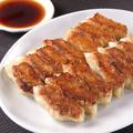 料理メニュー写真焼き餃子 (7個)