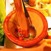 ラコタの料理は手作りで、温かみのある味わいが特徴♪