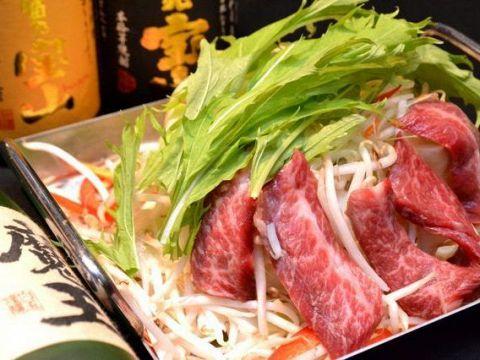 【桃々家の宴会コース】お料理のみ 2750円(税込)