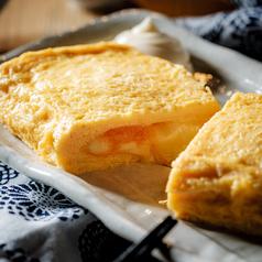 明太チーズ玉子焼き