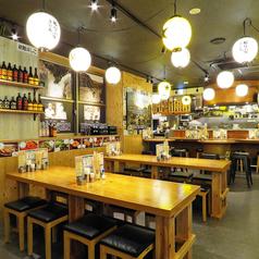 とり家ゑび寿 えびす 二子玉川店の雰囲気1