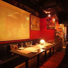 VERTEX バーテックス 渋谷センター街店の雰囲気1