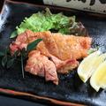 料理メニュー写真塩胡椒焼き(もも・手羽)