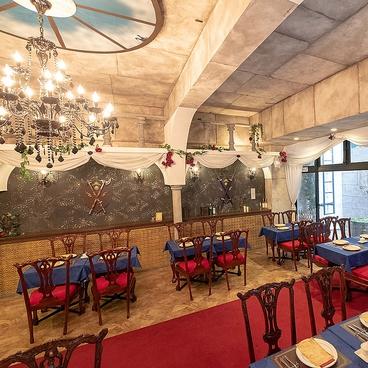 美女と野獣のカフェ&レストラン Beauty&the Beastの雰囲気1