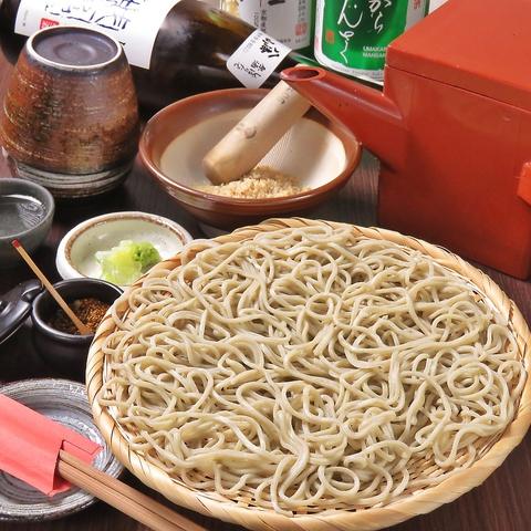 石挽蕎麦 松月