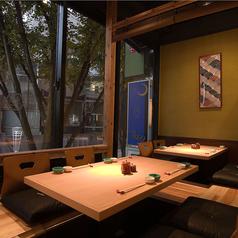 窓から神楽坂の眺めも◎最大14名様までご利用可。