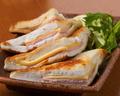 料理メニュー写真はんぺんハムチーズ