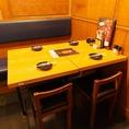 飲み会やお食事にも◎テーブル席もご準備しております◎~水炊き・焼鳥 とりいちず 獨協大学前店~☆