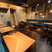 金山スパイス酒場 蕃椒屋鉄三郎 バンテツの雰囲気3