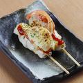 料理メニュー写真トマトチーズ TOMATO CHEESE