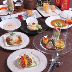中国料理 史龍彩のコース写真
