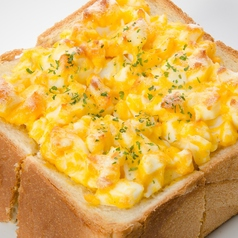 卵トースト