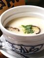 料理メニュー写真大きな茶碗蒸し