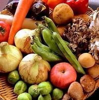旬の県産食材