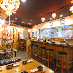 ヒトヨシロクメ堂 岡山駅前店の雰囲気1
