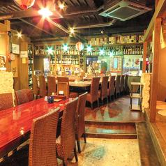 琉泡楽園 美ら 舞鶴店の雰囲気1