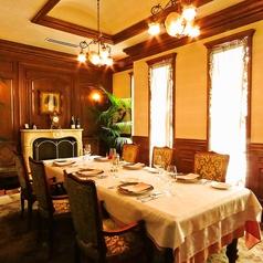 レストラン サンヴェルジュメゾンの雰囲気1