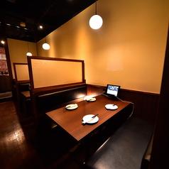 肉バル個室居酒屋 NIKUHOUDAI 柏店の雰囲気1