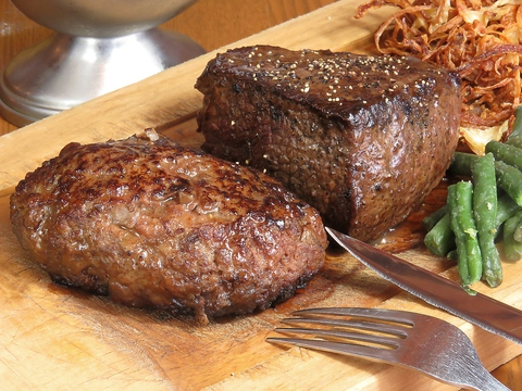 ステーキのお店 キッチン ピーコック