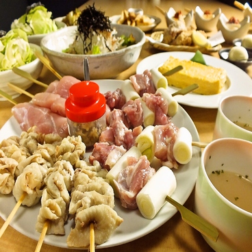 焼き鳥厨房 渋谷商店のおすすめ料理1
