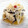 料理メニュー写真豆鯵の南蛮漬け