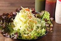 ボリューム満点サラダ
