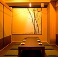 和の趣の掘りごたつ個室…博多の旬を大人な宴会やご家族でのお誕生日などをお祝い等で。毎日仕入れる博多の旨いもんを取り揃えております。