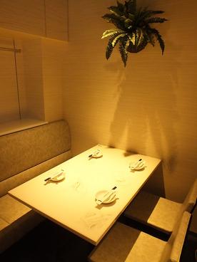 シンガポール屋台料理 マーライオンの雰囲気1